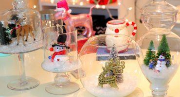 DIY Christmas crafts and treats