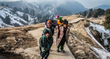 Trekking Trails that Will Make You Think Twice
