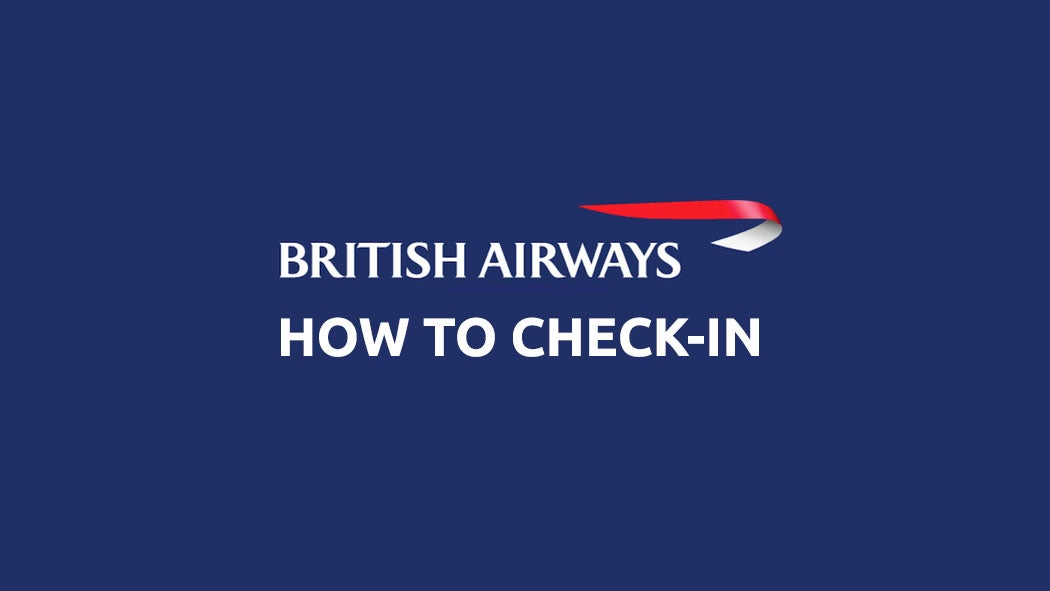 How to Check-in with British Airways - Opodo Travel Blog