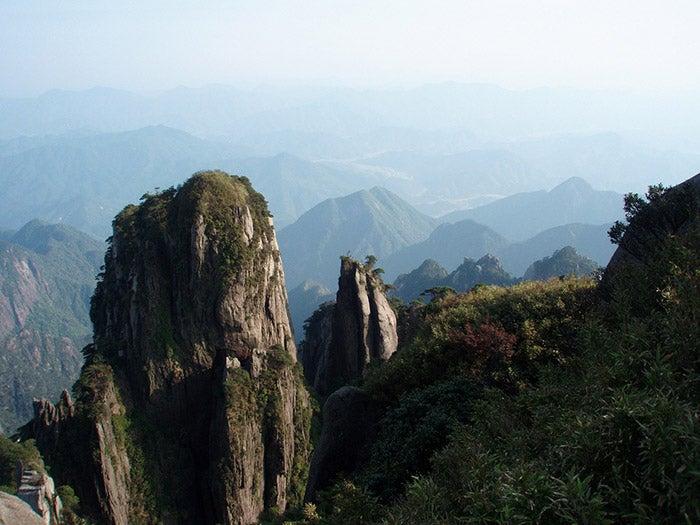 Mount Sanqing, Jiujiang in Mount Sanqing, China