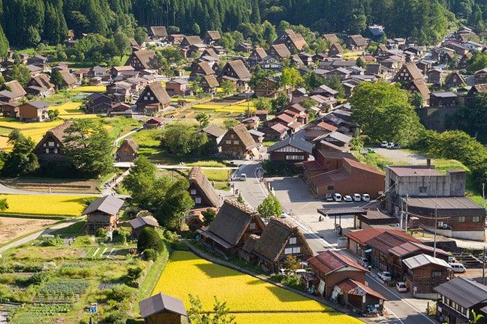 Shirakawa-gehen