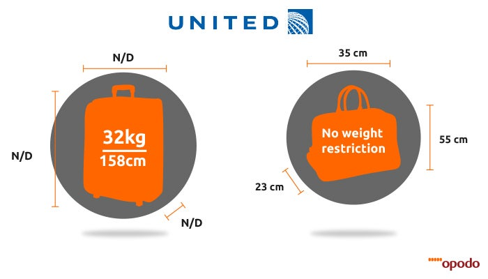 Baggage Allowance Policies of United Airlines 8d1ce9e47764d
