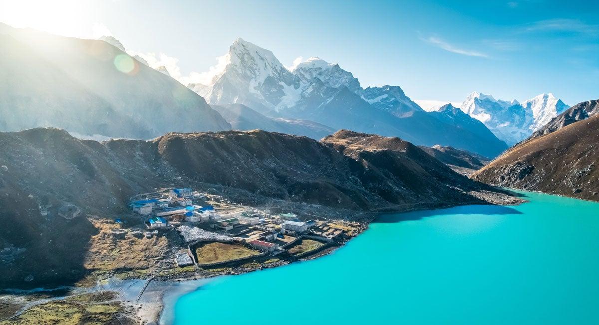 Nepal-landscapes