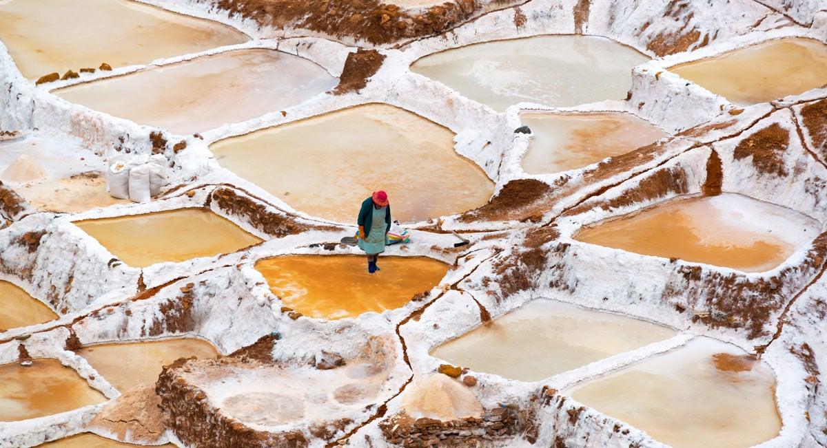 Peru-Salt