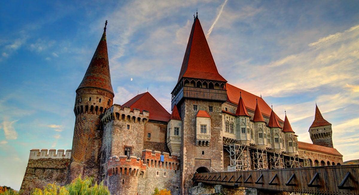 Romania-Castle