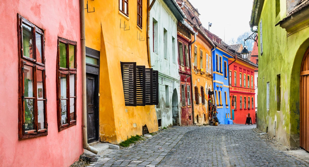 Romania-City