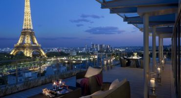 The 9 Best Rooftop Bars in Paris