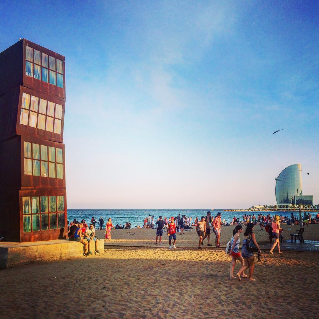 barceloneta-beach-summer