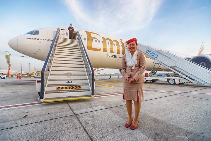 check-in with emirates