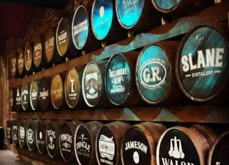Dublin Irish Whiskey Museum