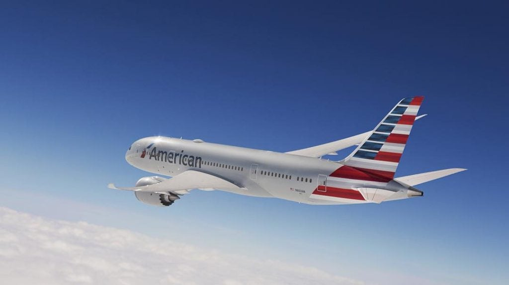 American Airlines International Travel Check In Time