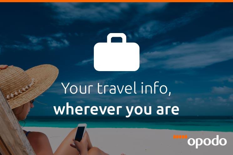 opodo my trips area blog