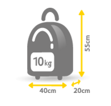 vueling baggage policy, vueling hand luggage policy