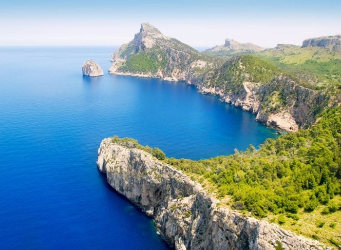 best beaches of the balearic islands