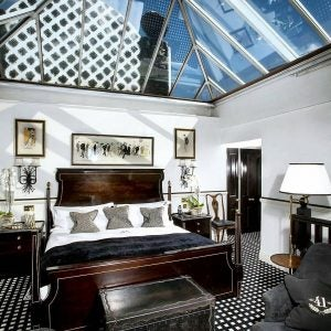 a luxurious suite at hotel 41 london