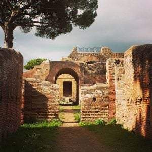 roman ruins outside rome in ostia antica, 20 Things to Do in Rome
