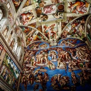 a view of the ceiling at the sistine chapel rome italy, 20 Things to Do in Rome