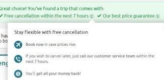 opodo free cancellation