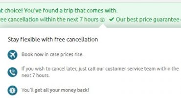 Free Cancellation Service