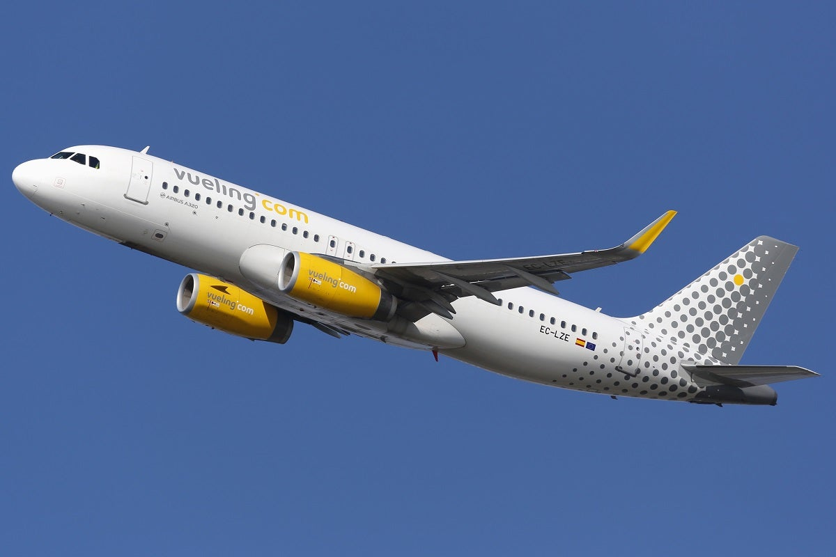 How To Check In With Vueling Opodo Travel Blog