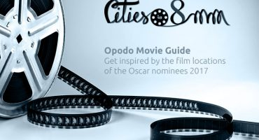 Travel guide inspired by the films nominated for the Oscars 2017