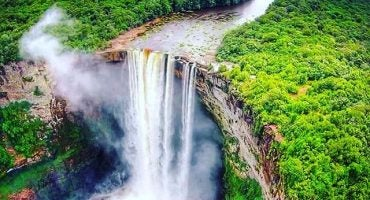The Most Impressive Waterfalls Around the World