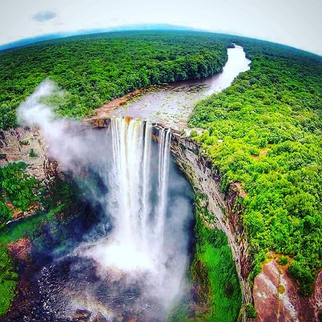 The Most Impressive Waterfalls Around The World