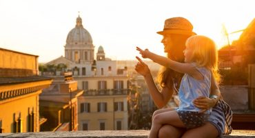 Why travelling with kids is so important for their development