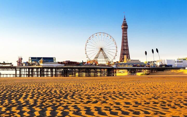 Blackpool Pleasure Beach, Lancashire