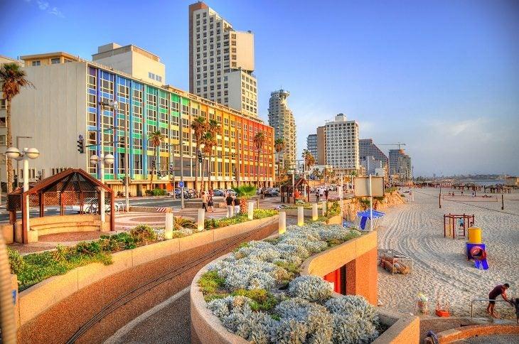 Tel Aviv_Beach