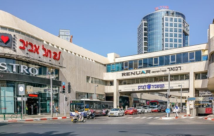 Tel Aviv_Shopping venter