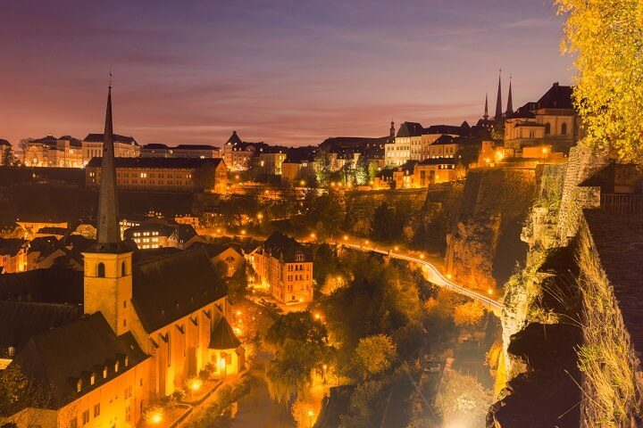 10 Luxembourg - stunning sunsets - Opodo Travel Blog