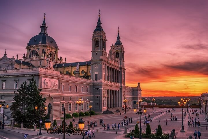 11 madrid - stunning sunsets - Opodo Travel Blog