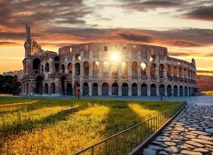 12 rome - stunning sunsets - Opodo Travel Blog