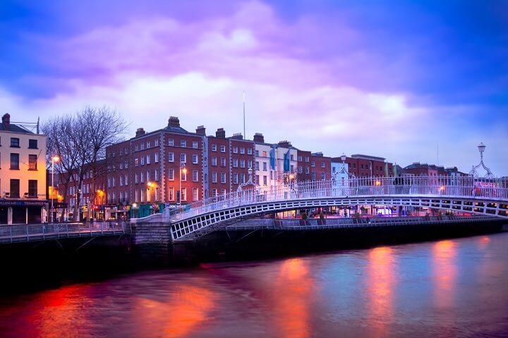 6 Dublin - stunning sunsets - Opodo Travel Blog