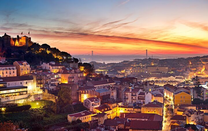 8 Lisbon - stunning sunsets - Opodo Travel blog