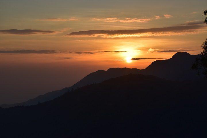 Sunset Peak Lantau Island