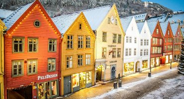 Christmas in Bergen: An authentic taste of Norway