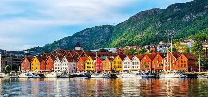 Christmas in Bergen