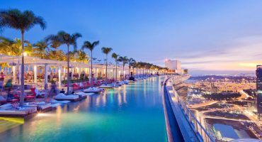 Top 10 Of The Most Beautiful Swimming Pools In The World
