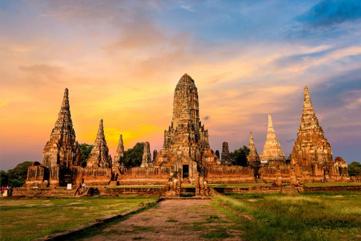 Ayutthaya ancient city - Thailand - Opodo