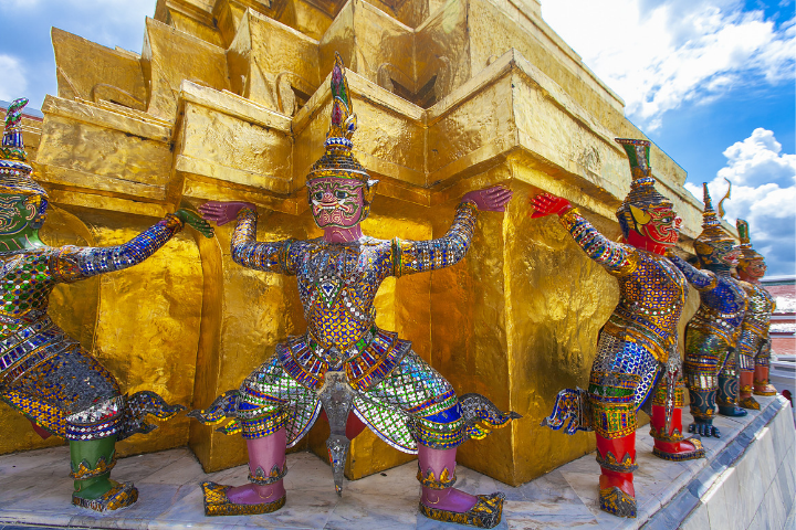 Grand palace in Bangkok - Thailand - Opodo