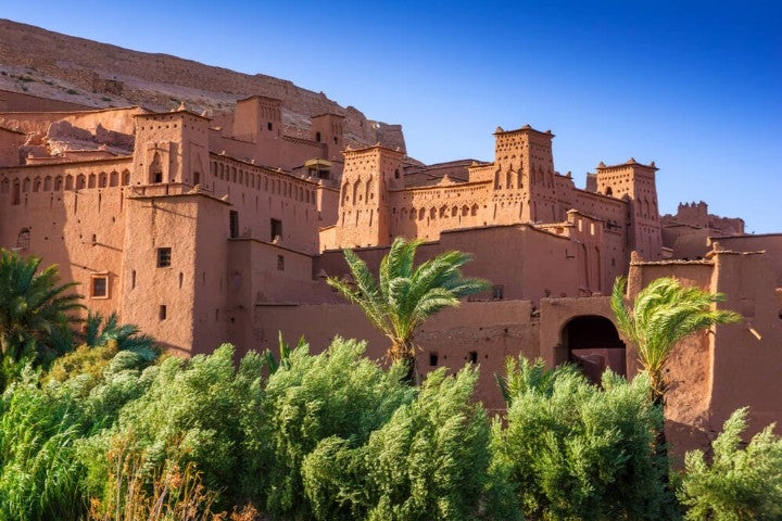 Taourirt Kasbah - Ouarzazate Morocco