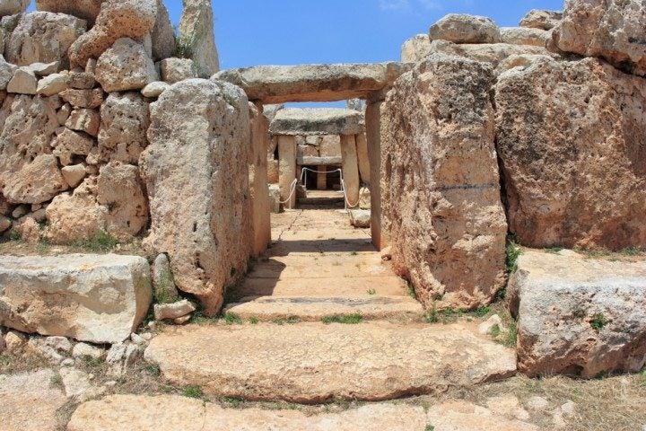 Ħaġar Qim temple, Mnajdra Temple, malta