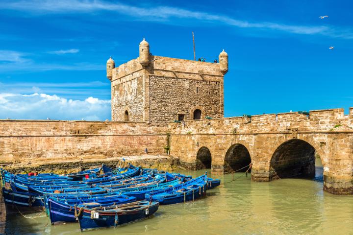 Ramparts - Essaouira