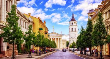 5 Reasons you'll love Vilnius in the Spring