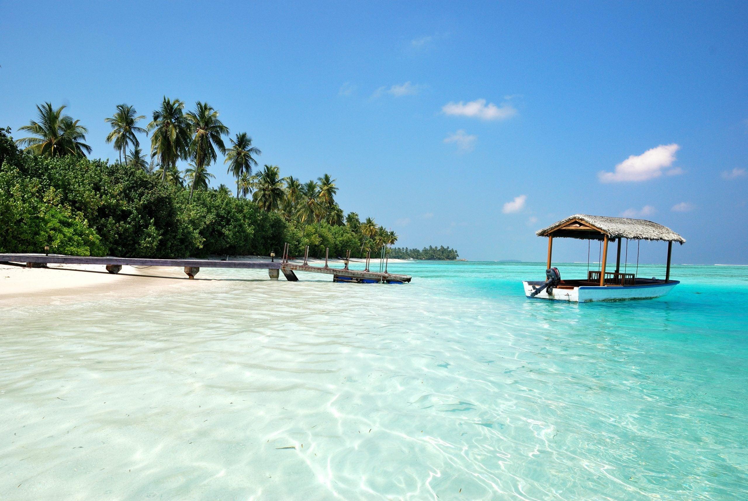 Hot in November: The Maldives