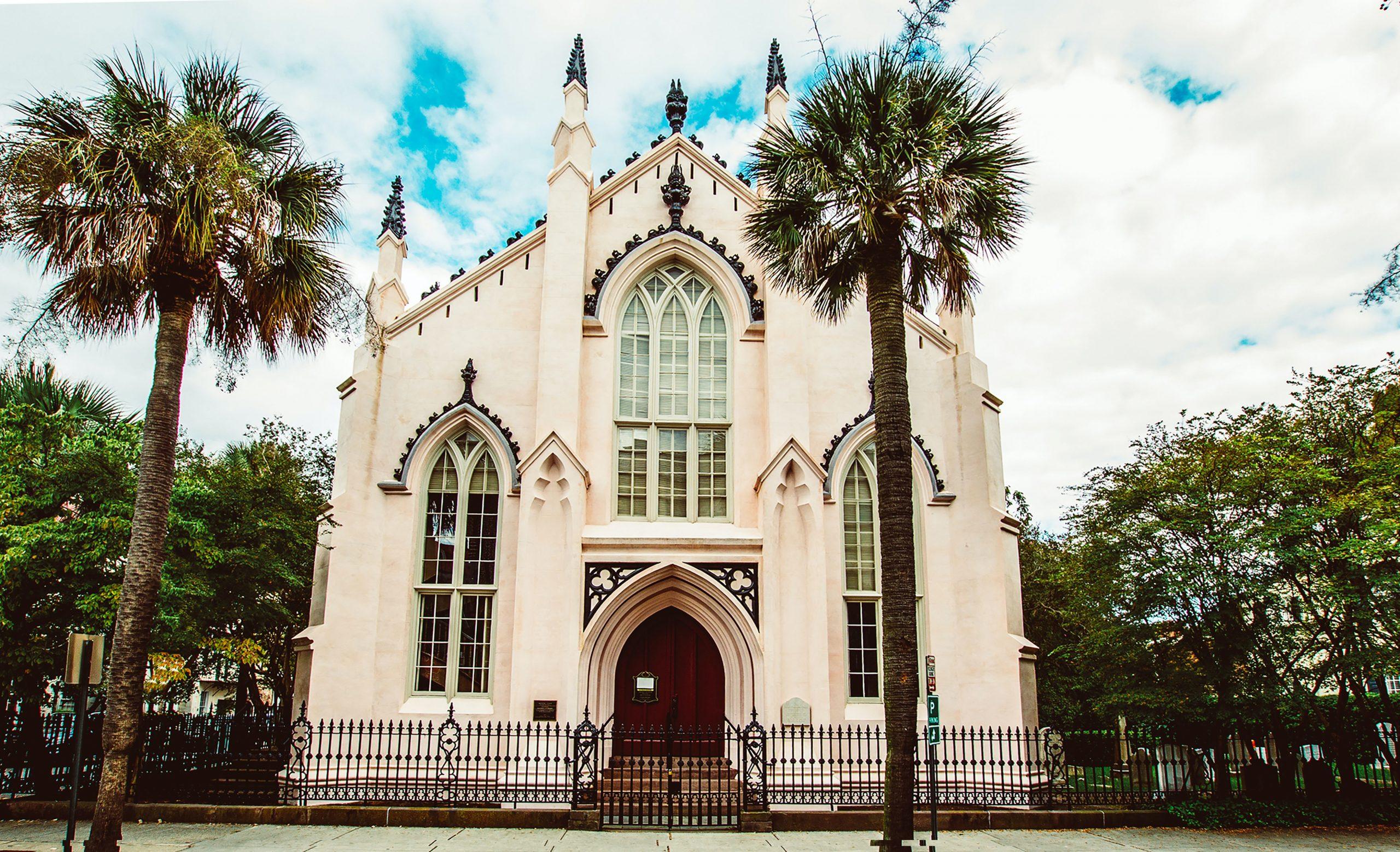 A church in Charleston, South Carolina