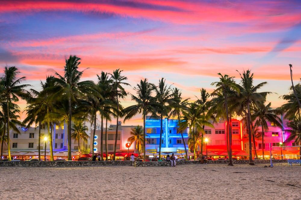 Nightlife in Miami, Florida