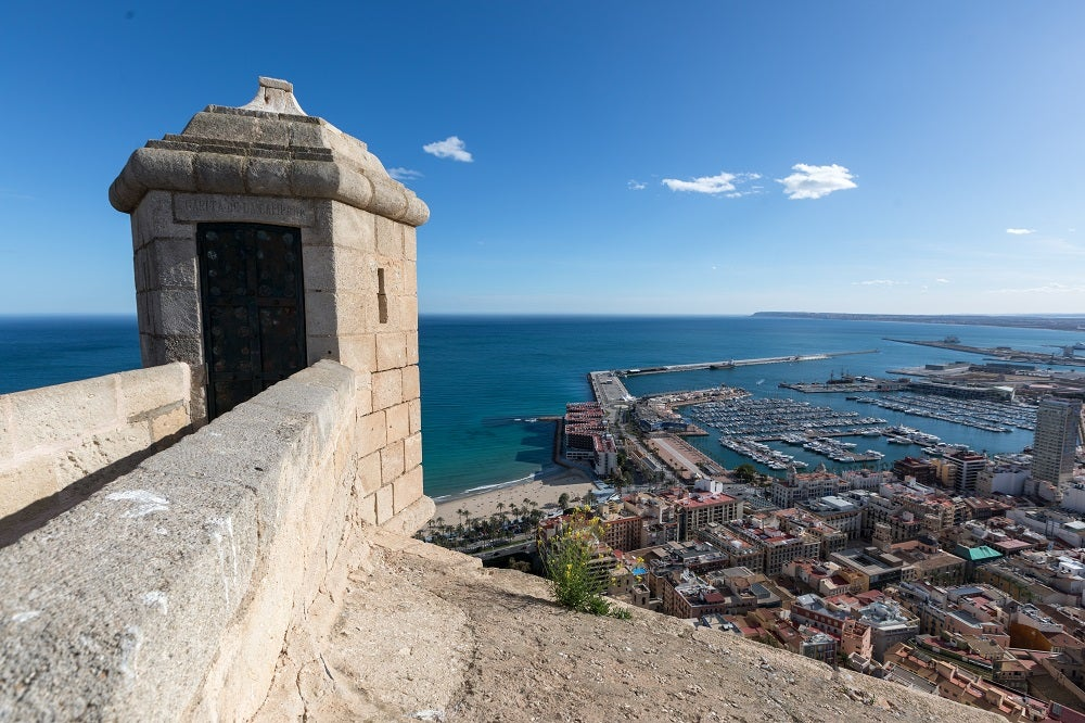 Castillo de Santa Barbara, Alicante, Valencian Community